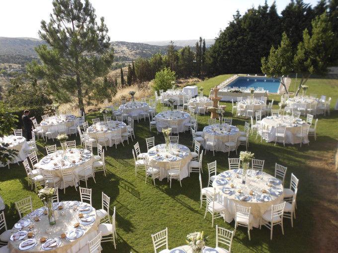 Puedes viajar en el tiempo en una masía para bodas o para hacer turismo rural