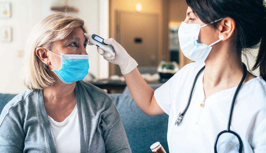 Durante la pandemia debemos saber cuando se necesita atención médica de emergencia