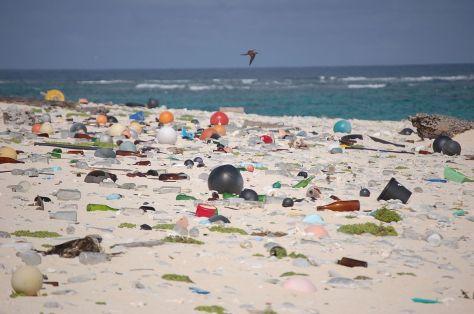 El mar y el impacto del turismo
