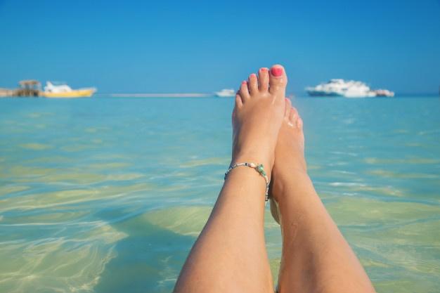 Vamos a la playa a disfrutar